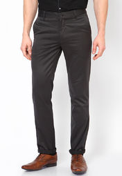 Dark Grey Club Wear Trousers
