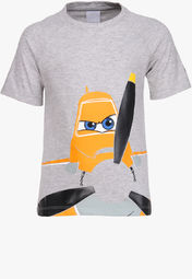 Dis Plan Grey T-Shirt