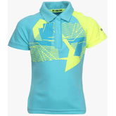 Traing Blue Polo Shirt